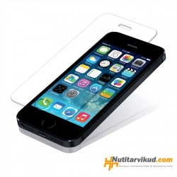 Ekraani kaitseklaas iPhone 5, 5S