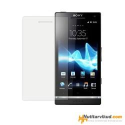 Ekraani kaitsekile Sony Xperia S (LT26i)