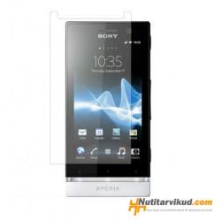 Ekraani kaitsekile Sony Xperia U (ST25i)