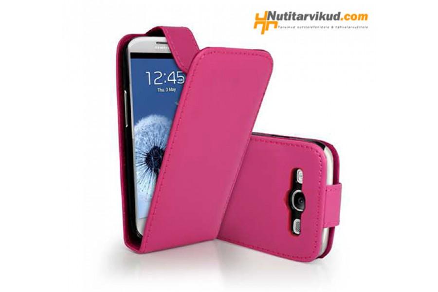 2ada2e430b7 Roosad nahkkaaned + ekraani kaitsekile Samsung Galaxy SIII (i9300)