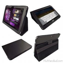 "Mustad nahkkaaned Samsung Galaxy Tab 2 (P7510) 10.1"""