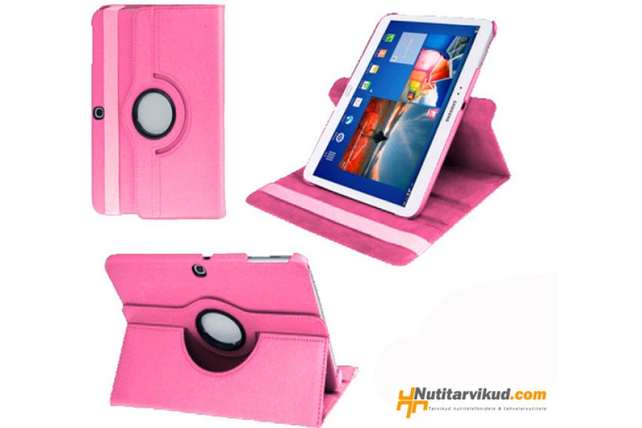 4c10a984786 Roosad 360° nahkkaaned Samsung Galaxy Tab 3 (P5210, P5220) 10.1