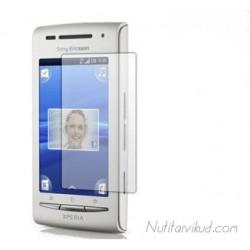 Ekraani kaitsekile Sony Ericsson Xperia X8