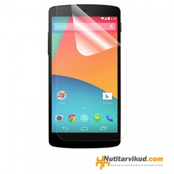 Ekraani kaitsekile LG Nexus 5