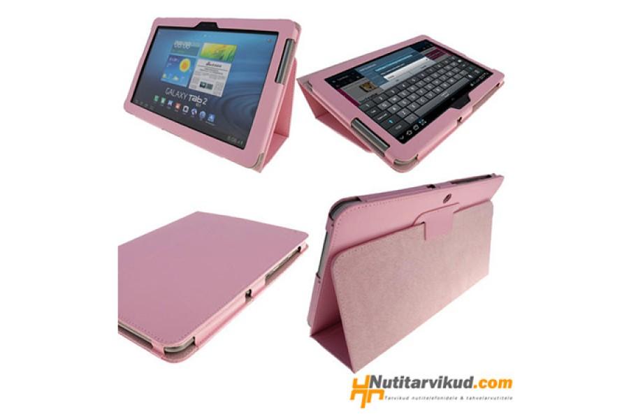 3cf97e9ac0e Roosad nahkkaaned Samsung Galaxy Tab 2 (P5100, P5110) 10.1