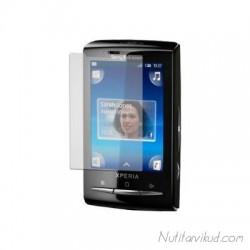 Ekraani kaitsekile Sony Ericsson Xperia X10 Mini Pro