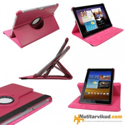 "Roosad 360° nahkkaaned Samsung Galaxy Tab 2 (P7510) 10.1"""