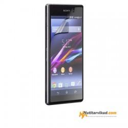 Ekraani kaitsekile Sony Xperia Z1 Compact