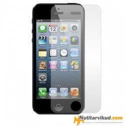 Ekraani kaitsekile iPhone 5, 5S