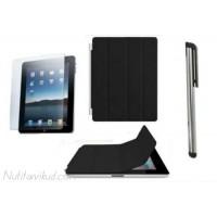 Kolm ühes komplekt iPad 2 must