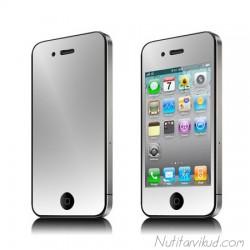 Ekraani kaitsekile Peegel iPhone 4G