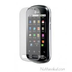 Ekraani kaitsekile LG Optimus ME P350